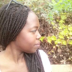 The writer and critic Hope Wabuke