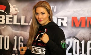 Anastasia Yankova fought at a White Rex event and promoted their clothing but denies sharing their ideology