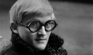David Hockney: 'I think both books sum up 62 years of work very well. I am very pleased'