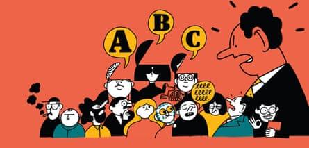 focus groups long read illustration