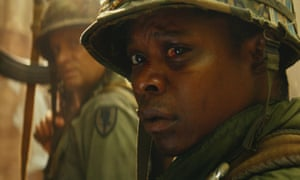 Jason Mitchell in Kong: Skull Island