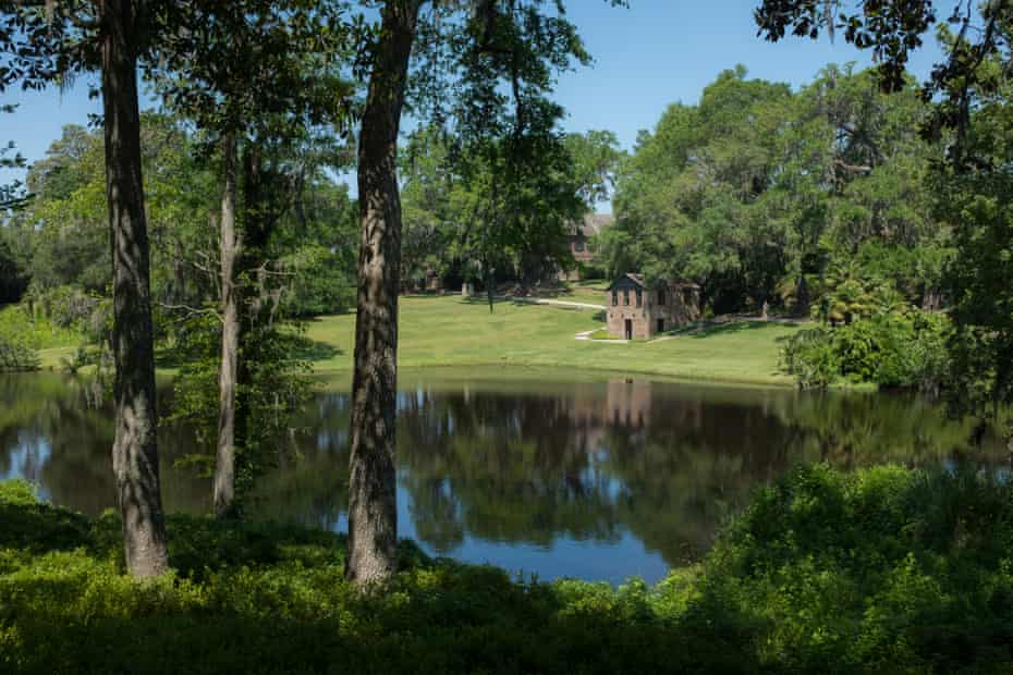 Middleton Place in South Carolina is one of about 375 plantation museums across the US.