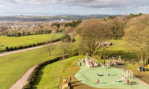 Williamson Park play area
