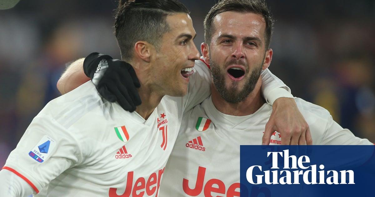 Juventus evolution goes beyond Sarris attire as they reach summit | Nicky Bandini
