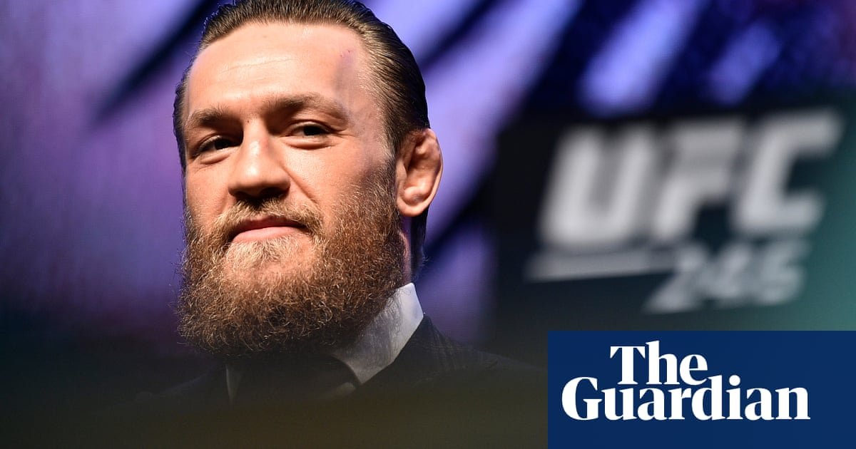 UFC happy to promote flawed Conor McGregor in the pursuit of profit