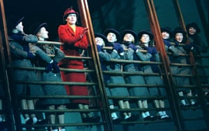 Fiona Shaw in The Prime of Miss Jean Brodie at the Lyttleton, 1998