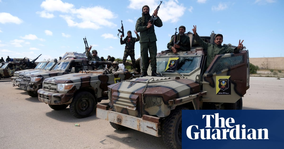 US accuses Russia of exploiting conflict in Libya