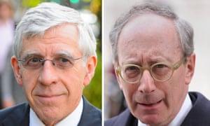 Jack Straw and Sir Malcolm Rifkind