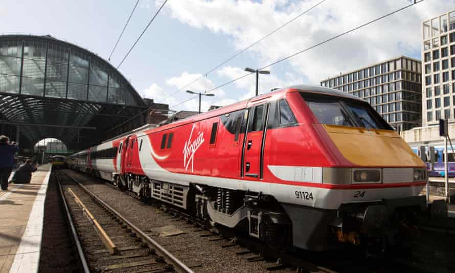 Virgin Trains East Coast service