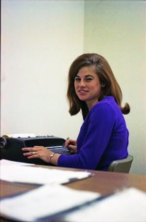 Larry Luckham's secretary Roxanne