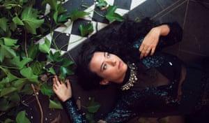 Australian MC, singer and artist Caiti Baker