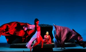 Dream of the Red Chamber in rehearsal: 'we're trying to create something which at least treats both cultures equally'