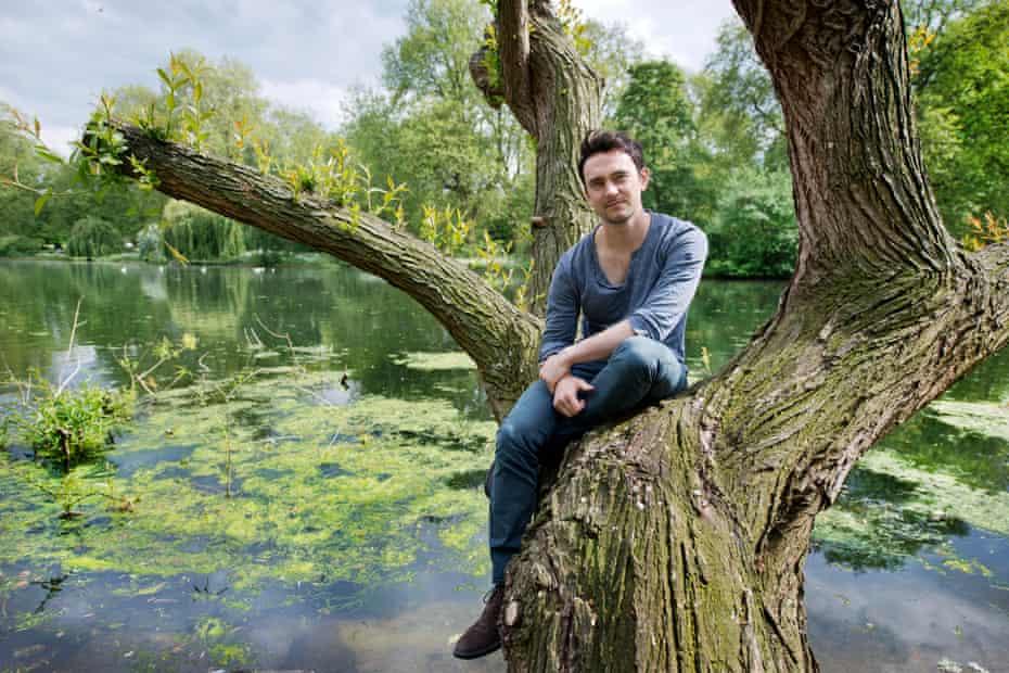 George Blagden of BBC2 series Versailles