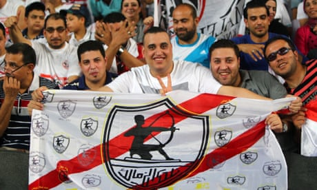 Six years after the Port Said riot, Egypt's fans return to the stadiums