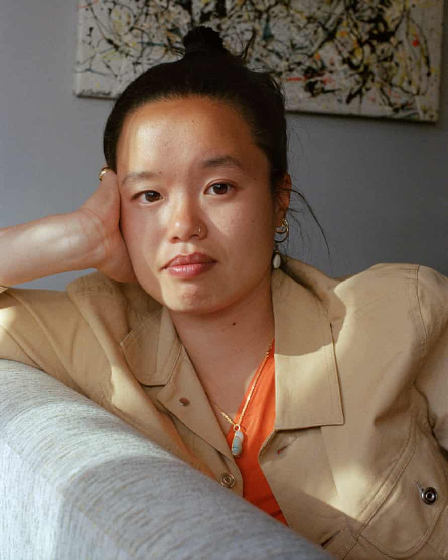 Jyni Ong, writer at It's Nice That, Cricklewood.