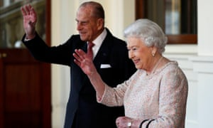 The Queen and Prince Philip: 'Their longevity is a tribute to modern medicine and the robustness of the royal genes but a change of reign is not too far off…'