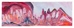 Winner of the Telstra 2020 General Painting Award. Yalpirakinu by Adrian Robertson.