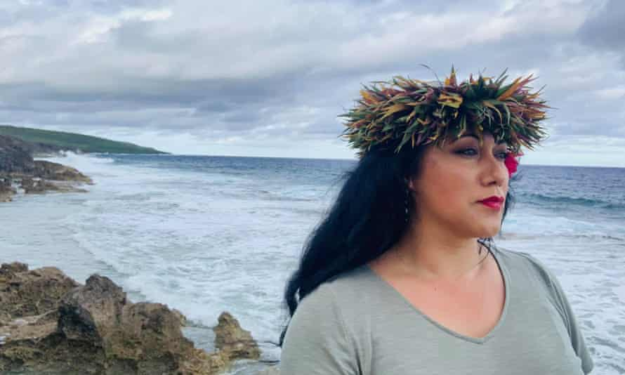 Phylesha Brown-Acton, a fakafifine woman from Tonga, is calling for legislators in the Pacific nation to revoke queerphobic laws and protect LGBTIQ+ people.