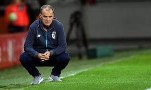 Marcelo Bielsa analyses his 'dull' team.