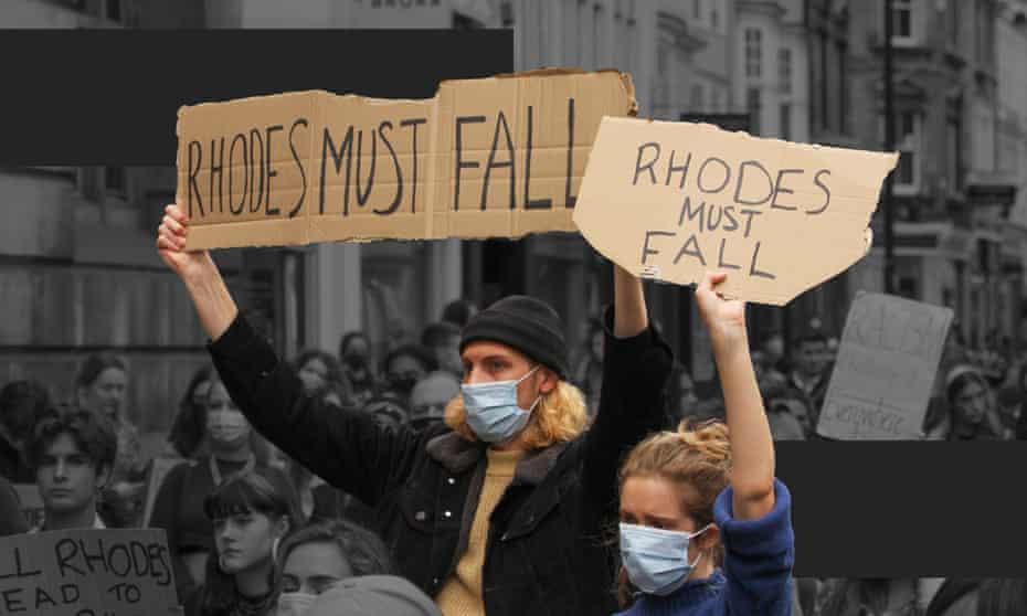 Rhodes Must Fall
