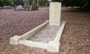 Aces high: the final resting place of Arthur James Fisher, shot down by the Red Baron