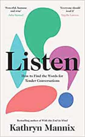 Listen- How to Find the Words for Tender Conversation