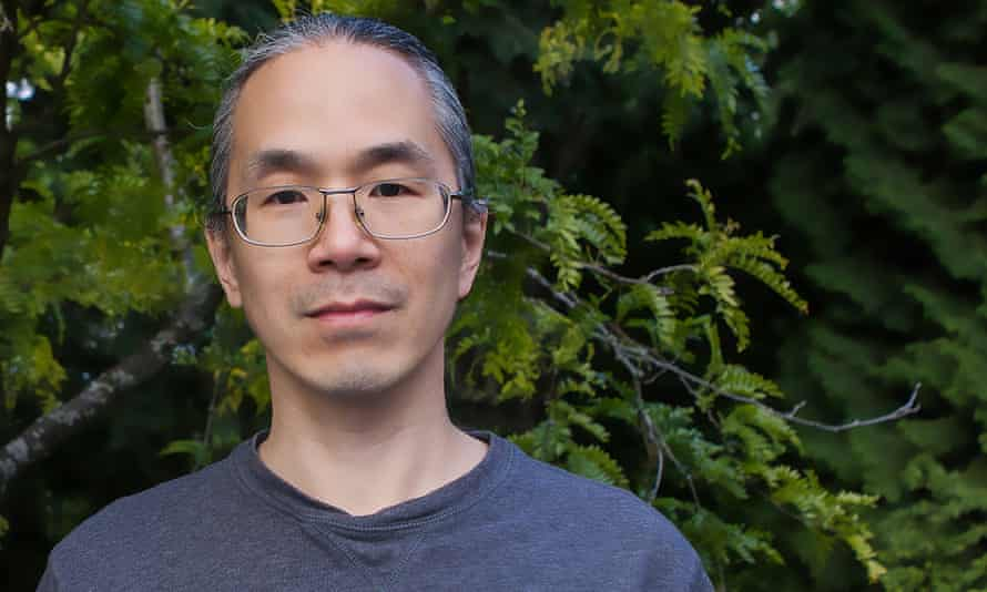 Author Ted Chiang
