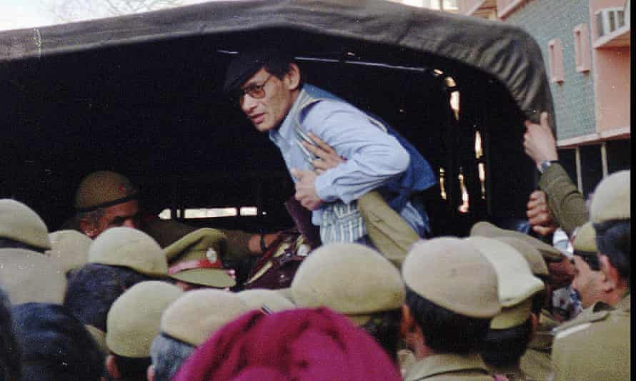 The real Charles Sobhraj, pictured in 1997.