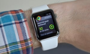 The Apple Watch: liked by its owners.