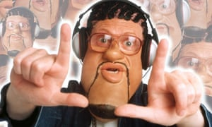 That Bo' Selecta! mask.