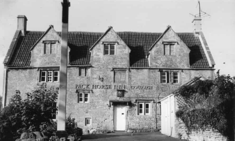 The Packhorse Inn in 1965