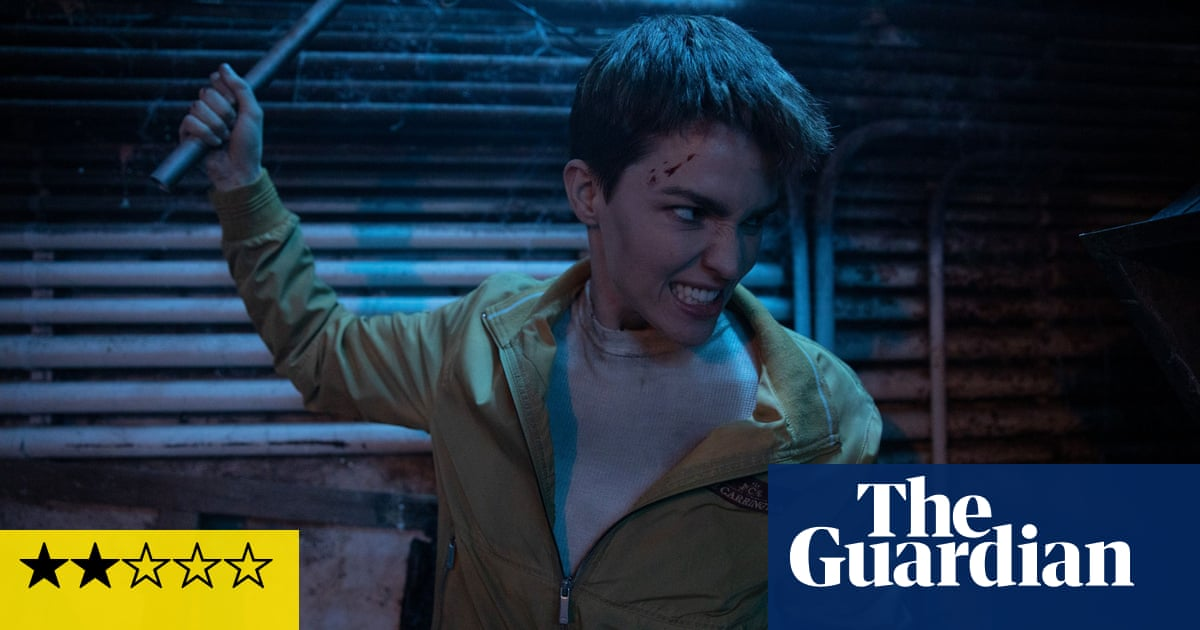 The Doorman review – Ruby Rose turns model action hero
