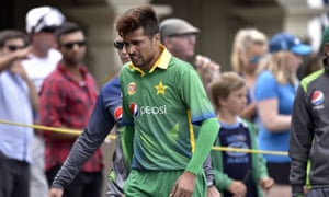 The taunting of Mohammad Amir was described as 'inappropriate and disrespectful' by New Zealand Cricket.