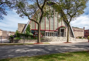 Liberty Baptist church, 4849 South King Drive