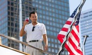 Leonardo DiCaprio plays Jordan Belfort in 'The Wolf of Wall Street.'. Belfort taught DiCaprio how to act like he was on drugs