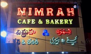 Nimrah Cafe Bakery