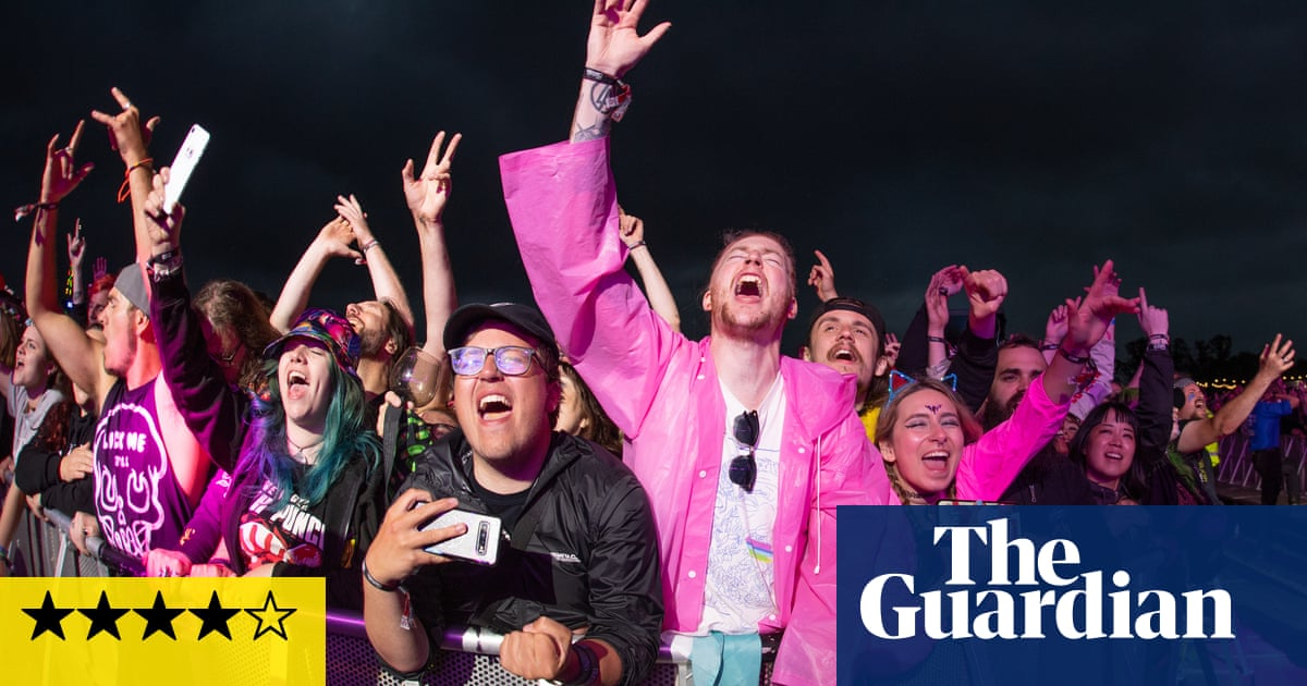 Download Pilot review – a joyful noise for fans and bands