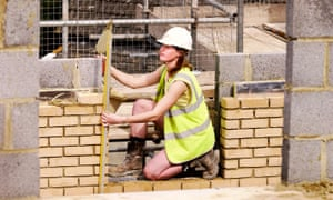 FMB chief executive Brian Berry said: 'Almost half of construction SMEs are struggling to recruit adequate numbers of bricklayers.'