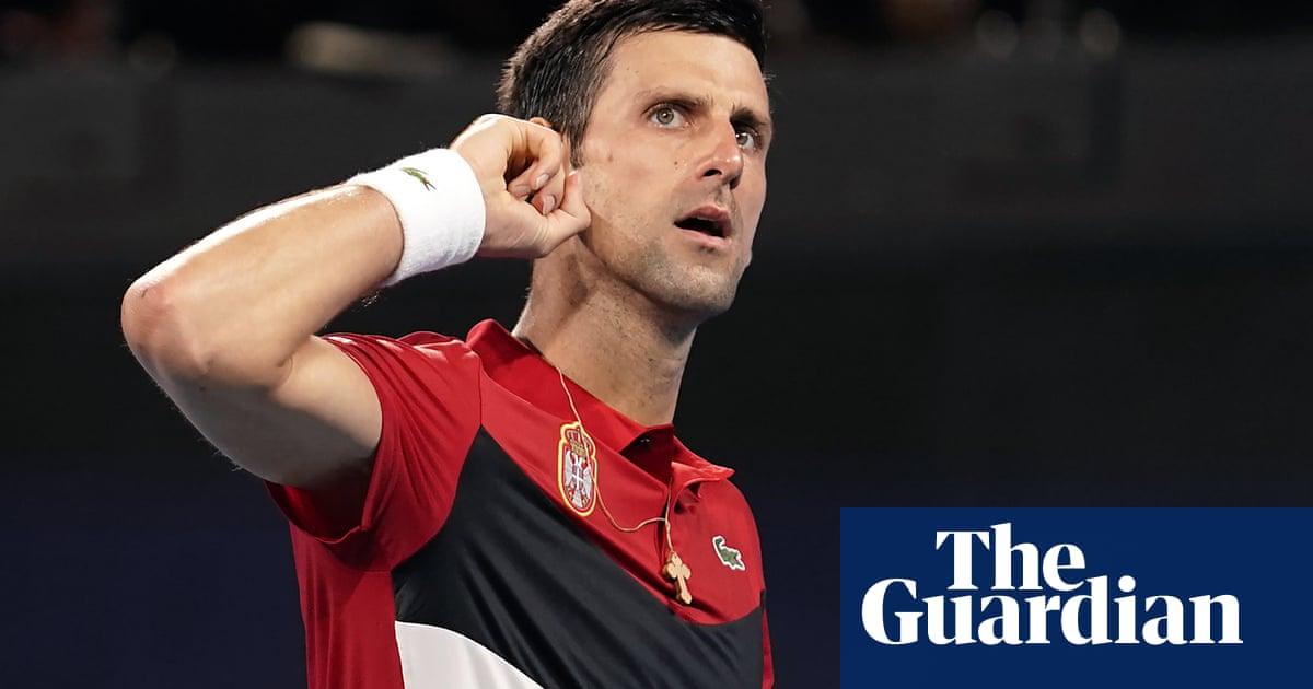 Novak Djokovic would consider Australian Open delay to avoid bushfire smoke