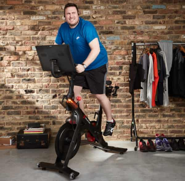 I M Riding Le Tour In My Spare Room The Indoor Cycling Revolution Life And Style The Guardian