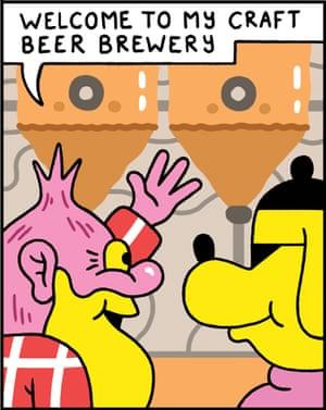 Vibe Consultant Craft Ale