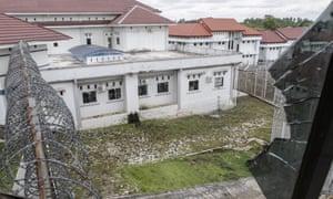 Sialang Bungkuk prison