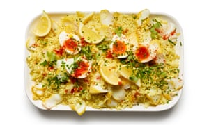 Felicity Cloake's kedgeree: ''good for invalids or those with hangovers' – or for brunch.