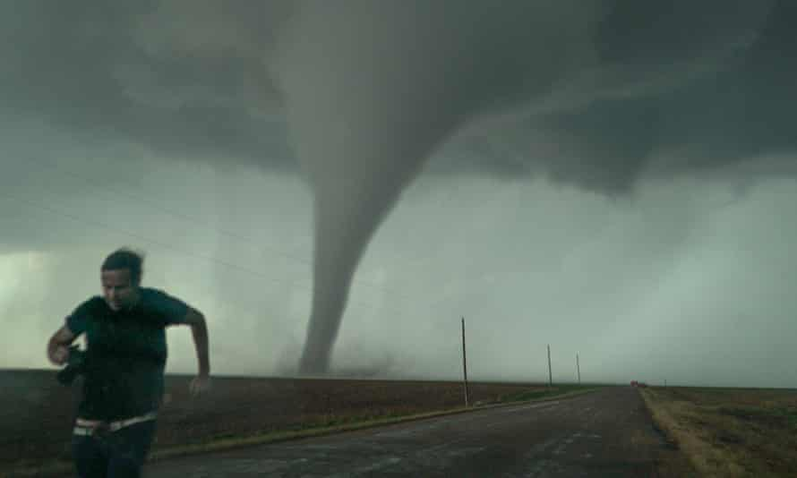 Among The Storm Chasers Witnessing The Terrifying Power Of Tornadoes Tornadoes The Guardian