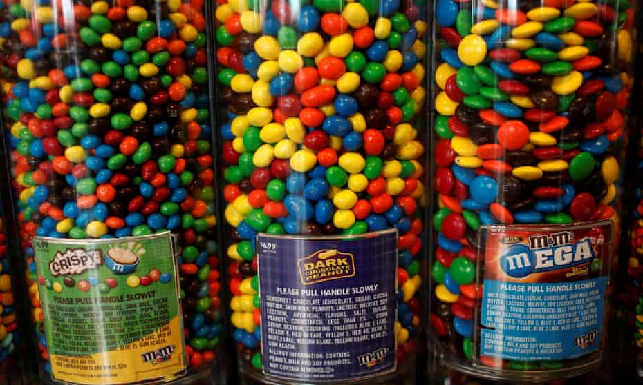 'Few consumers probably realise the incredible journey that goes into bringing M&Ms to their corner store.'