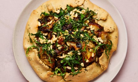 Meera Sodha's vegan recipe for summer galette with new potatoes