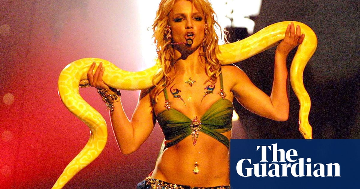 Britney Spears: how her fans made me feel lucky to be alive