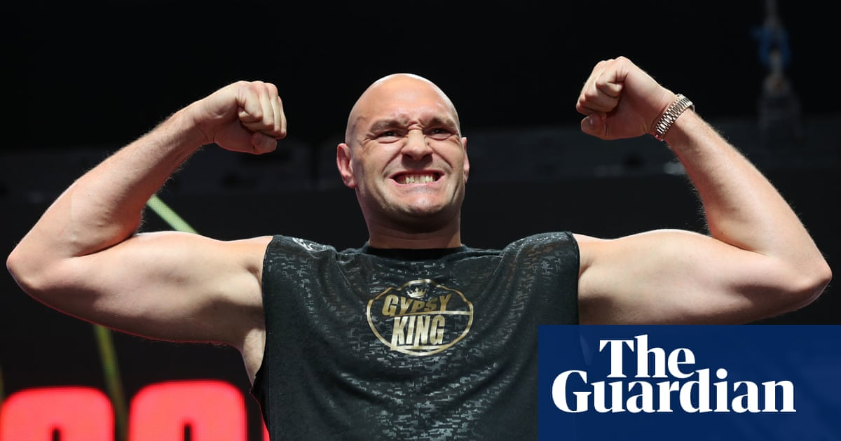 'Absolutely wounded': Tyson Fury laments Anthony Joshua's loss to Usyk