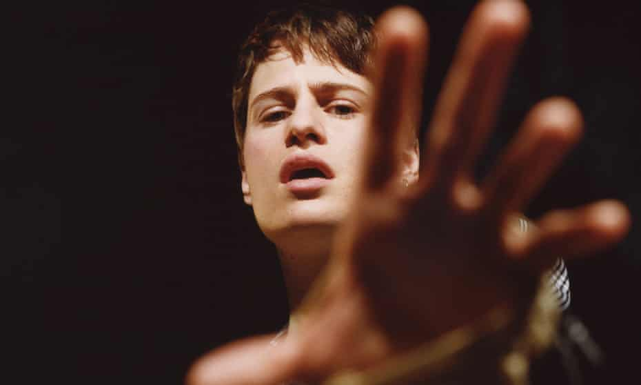 'Never lets her righteous anger slip into lecturing or cloud a powerful line' ... Héloïse Letissier AKA Christine and the Queens