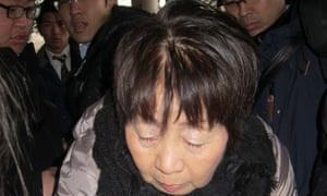 "Chisako Kakehi, dubbed the ""Black Widow"" over the untimely deaths of lovers and a husband has been sentenced to death."